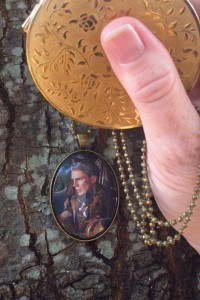 Locket and Compact