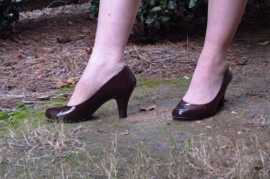 Peggy Carter's Shoes