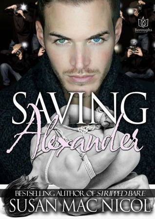 Saving Alexander cover