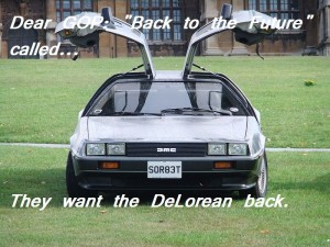 DeLorean_Back to the Future