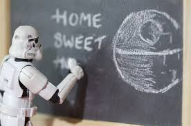 Home Sweet Stormtrooper Home