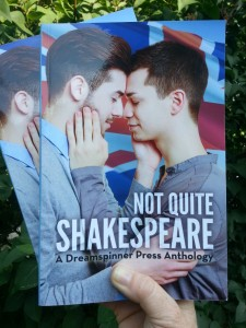 Not Quite Shakespeare Paperbacks